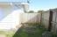 1416 NW Nye St, Newport, OR 97365 - South yard Gate