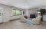 5610 Hacienda Ave, Lincoln City, OR 97367 - Open Living room w/Gas Fireplace