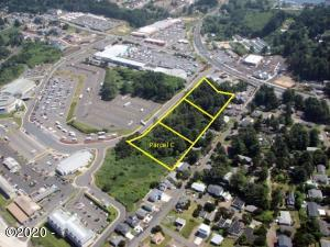 4000 BLK NW 40th St. Parcel C, Lincoln City, OR 97367 - Aerial Parcel C
