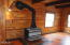 1751 NW 32nd St, Lincoln City, OR 97367 - woodstove