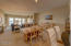 1125 NW Spring St, A-7, Newport, OR 97365 - Dining area