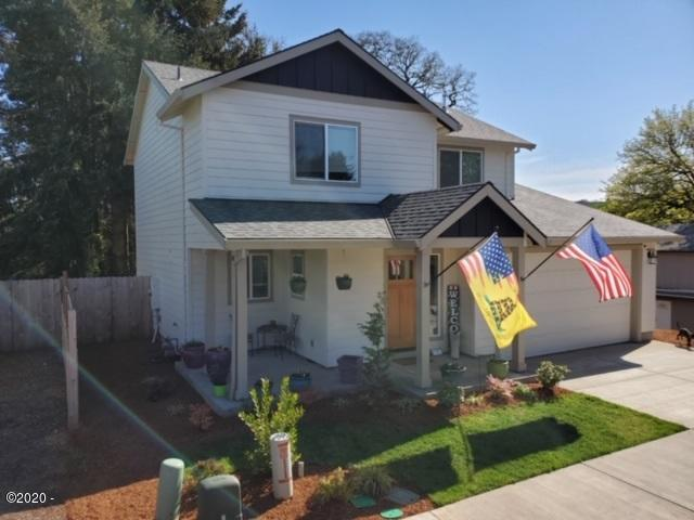 309 NW Pacific Hills Dr, Willamina, OR 97396 - 309 front 1 309