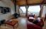 1000 SE Bay Blvd, G-18 244 & 344, Newport, OR 97365 - Living Room w/ Fireplace
