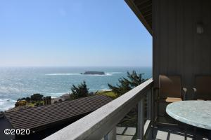 301 Otter Crest Dr, 404-405, Otter Rock, OR 97369 - View from deck