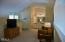 301 Otter Crest Dr, 404-405, Otter Rock, OR 97369 - Loft bedroom to full bath