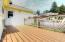 1015 NE Laurel Ct, Newport, OR 97365 - Deck