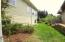 1015 NE Laurel Ct, Newport, OR 97365 - Side Yard