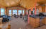 5362 SW Pacific Coast Hwy, Waldport, OR 97394 - vaulted ceilings