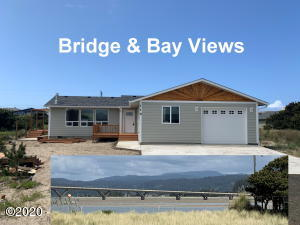 114 NW Alsea Bay Dr, Waldport, OR 97394 - Front W/ view insert