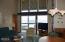 301 Otter Crest Dr, 292-293, Otter Rock, OR 97369 - Living room to deck