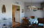 1613 NW Oceania Dr, Waldport, OR 97394 - dining to kitchen