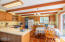 585 NW Estate Dr, Seal Rock, OR 97376 - Kitchen/dining