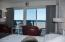 301 Otter Crest Dr, 350-351, Otter Rock, OR 97369 - View from bed