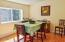 4929 NW Sandy Dr, Seal Rock, OR 97376 - Dining Room