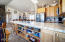 110 NW Oceania Dr, Waldport, OR 97394 - Kitchen island