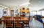 110 NW Oceania Dr, Waldport, OR 97394 - Dining area
