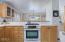 5795 Barefoot Ln, Pacific City, OR 97135 - Open Concept Kitchen