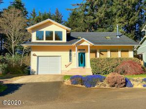 13943 NW Pali St, Seal Rock, OR 97376 - Front