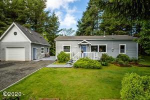 14480 Birch St SE, South Beach, OR 97366 - Front view of Home