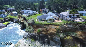 165 SW Cliff St, Depoe Bay, OR 97341 - Ocean Front Home