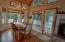 9040 NW Grandview St, Seal Rock, OR 97376 - Dining area