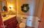 9040 NW Grandview St, Seal Rock, OR 97376 - Powder room