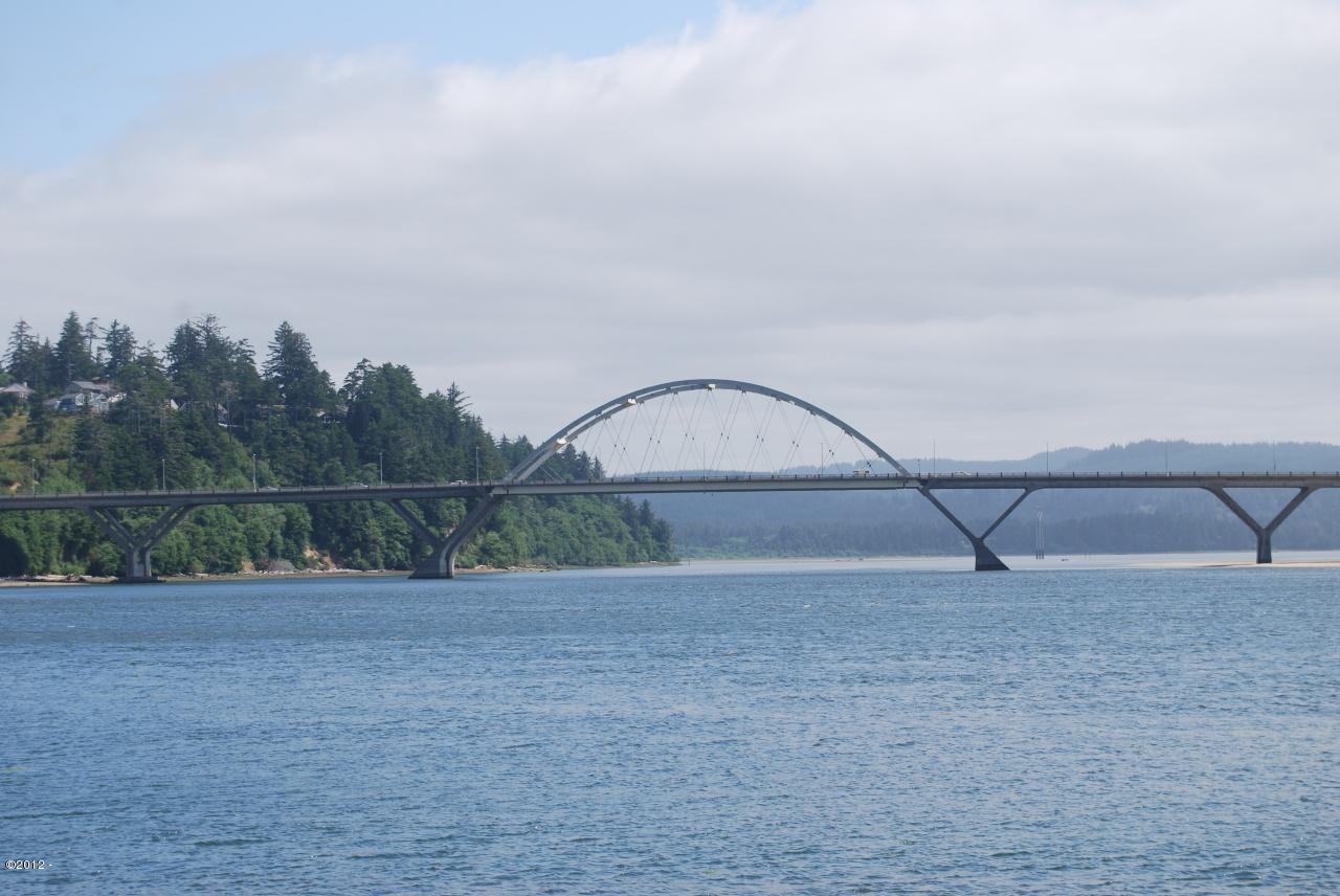 209 NW Alsea Bay Dr, Waldport, OR 97394 - Bay & Bridge View
