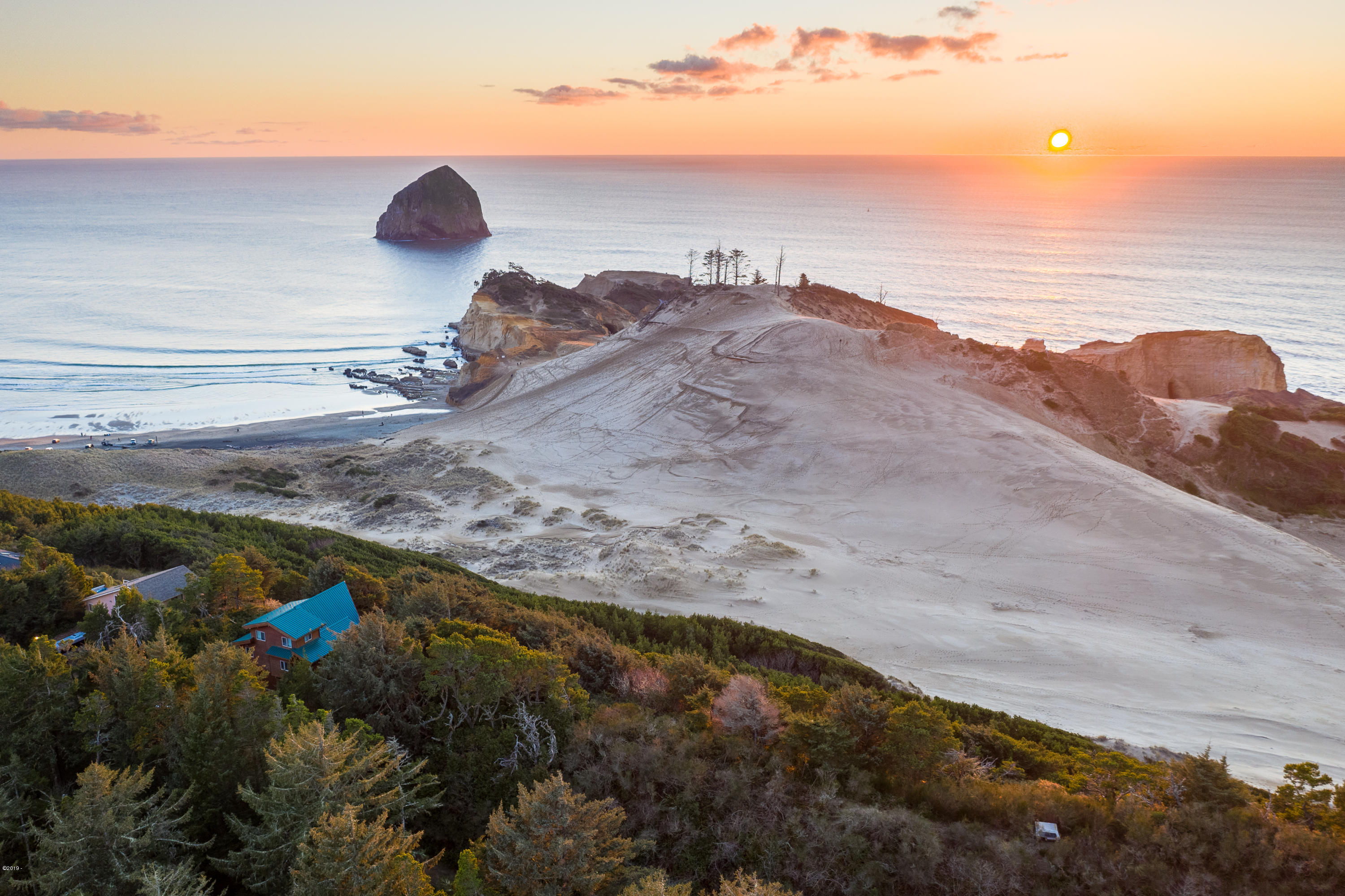 0 Ridge Road, Pacific City, OR 97135 - Haystack Rock