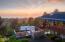 47480 Hillcrest Dr, Neskowin, OR 97149 - Aerial deck at Sunset
