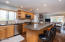 4521 SE High School Dr, Lincoln City, OR 97367 - View of kitchen from entry