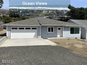 1901 NW Bayshore Dr, Waldport, OR 97394 - Front View.--