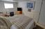 55 SW Coast St, Newport, OR 97365 - Lower Level Bedroom