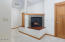 2725 NE 49th Ct, Lincoln City, OR 97367 - FirePlace in Master Bedrm