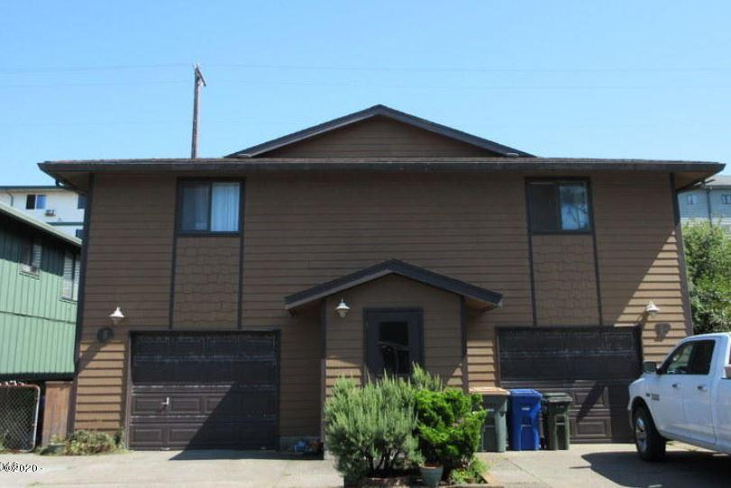 630 SW Fall St., P, Newport, OR 97365 - front