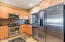 1125 NW Spring St., C-102, Newport, OR 97365 - Kitchen