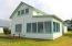 940 SW Waziyata Ave, Waldport, OR 97394 - North side of home facing Ocean