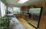 647 Pacific View Dr, Yachats, OR 97498 - Kitchen w/Skylight