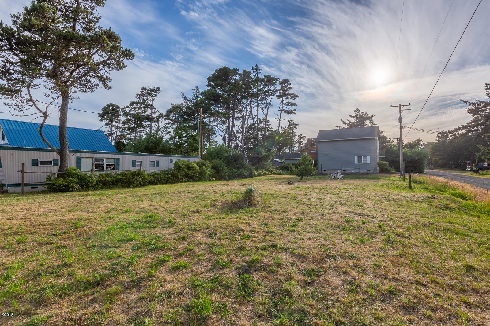 2 TAX LOTS Guardenia Avenue, Pacific City, OR 97135 - Lot from Street