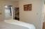 225 SE Derrick, Depoe Bay, OR 97341 - Bedroom #1 w/ walk in closet beyond