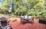 3346 NE East Devils Lake Rd, Otis, OR 97368 - Back Deck