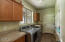 3346 NE East Devils Lake Rd, Otis, OR 97368 - Laundry Room