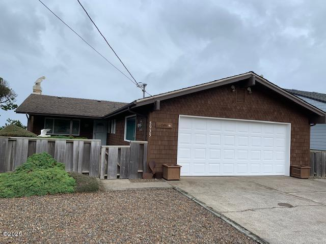 5935 El Mar Ave., Lincoln City, OR 97367 - Front