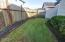 505 NE 71st St., H, Newport, OR 97365 - Back Yard