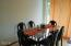 10093 NW Pacific Coast Hwy, Seal Rock, OR 97376 - Dining Area
