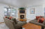 3243 NW Lee Ave, Lincoln City, OR 97367 - Cozy up to the gas fireplace