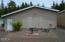 215 Seagrove Loop, Lincoln City, OR 97367 - Back of Garage