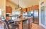 1784 NW Lincoln Loop, Lincoln City, OR 97367 - Beautiful Custom Kitchen