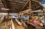 3021 N Bayview Rd, Waldport, OR 97394 - Barn lumber