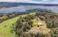 3021 N Bayview Rd, Waldport, OR 97394 - Drone of bay and property