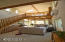 647 Pacific View Dr, Yachats, OR 97498 - Light filled loft